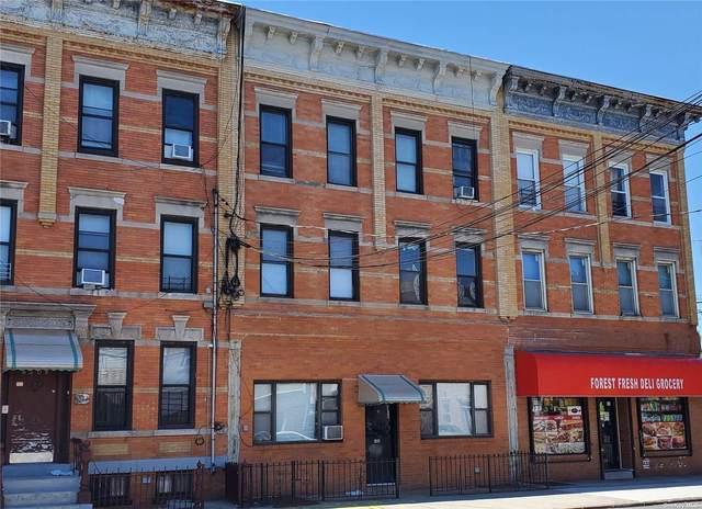 63-04 Forest Avenue, Ridgewood, NY 11385 (MLS #3310438) :: Carollo Real Estate