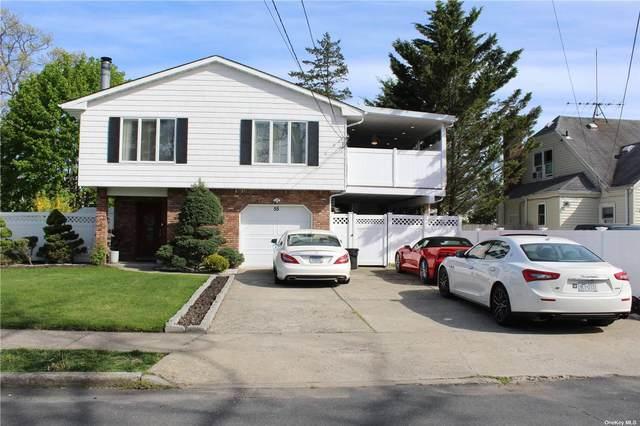 55 Ash Street, Lindenhurst, NY 11757 (MLS #3310612) :: Signature Premier Properties