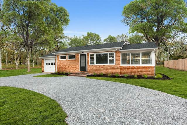 165 Bay Avenue E, Hampton Bays, NY 11946 (MLS #3310705) :: Signature Premier Properties