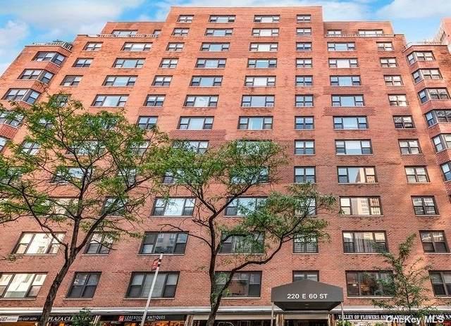 220 E 60th Street 9C, New York, NY 10022 (MLS #3310730) :: Signature Premier Properties