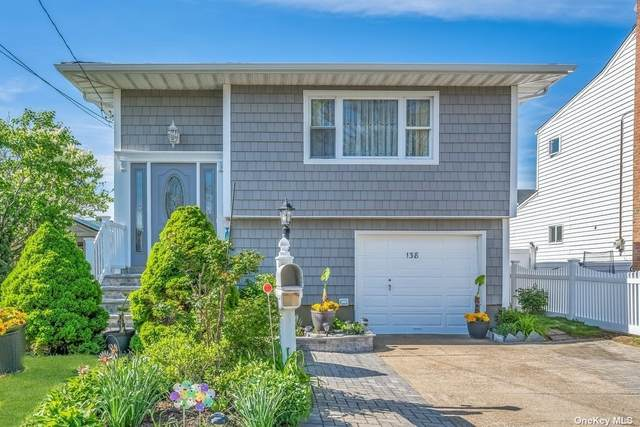 138 E Clearwater Road, Lindenhurst, NY 11757 (MLS #3310785) :: Corcoran Baer & McIntosh
