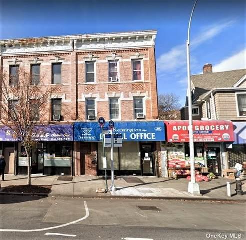 411 Church Avenue, Kensington (Brooklyn), NY 11218 (MLS #3310786) :: RE/MAX RoNIN
