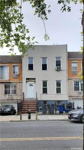 233 Cooper Street, Bushwick, NY 11207 (MLS #3310790) :: RE/MAX RoNIN