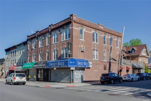 80-21 Myrtle Avenue, Glendale, NY 11385 (MLS #3310792) :: RE/MAX RoNIN