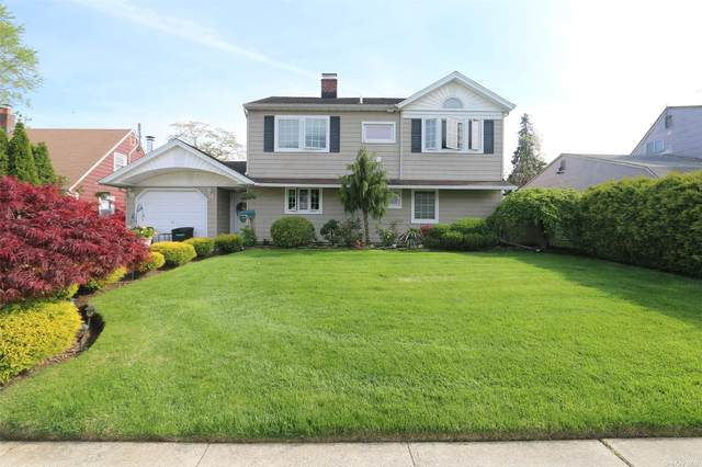 34 Rainbow Lane, Levittown, NY 11756 (MLS #3310952) :: Signature Premier Properties