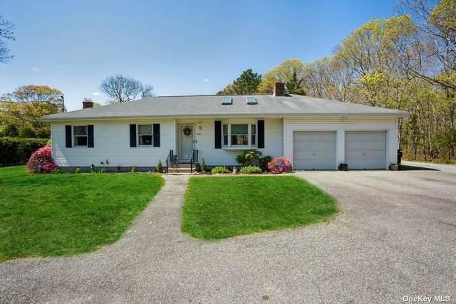 450 Montauk Highway, Westhampton Bch, NY 11978 (MLS #3311075) :: Carollo Real Estate