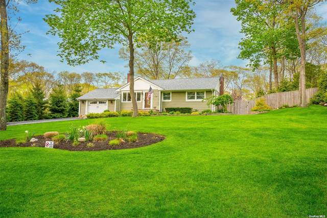 18 Columbine Avenue N, Hampton Bays, NY 11946 (MLS #3311116) :: Barbara Carter Team