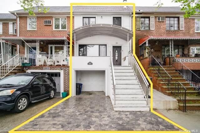 144-12 Gravett Road, Kew Garden Hills, NY 11367 (MLS #3311521) :: Mark Seiden Real Estate Team