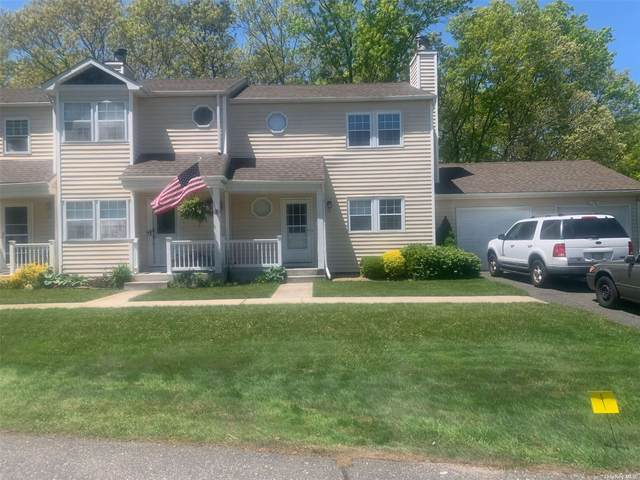 17 Franklin Commons, Yaphank, NY 11980 (MLS #3311670) :: Frank Schiavone with William Raveis Real Estate