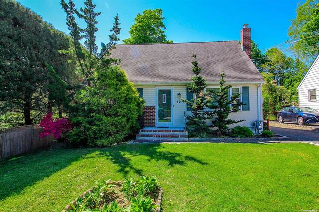 22 Lawrence Hill Road, Huntington, NY 11743 (MLS #3312125) :: Frank Schiavone with William Raveis Real Estate