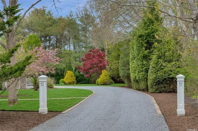 60 South Road, Westhampton Bch, NY 11978 (MLS #3312351) :: Carollo Real Estate
