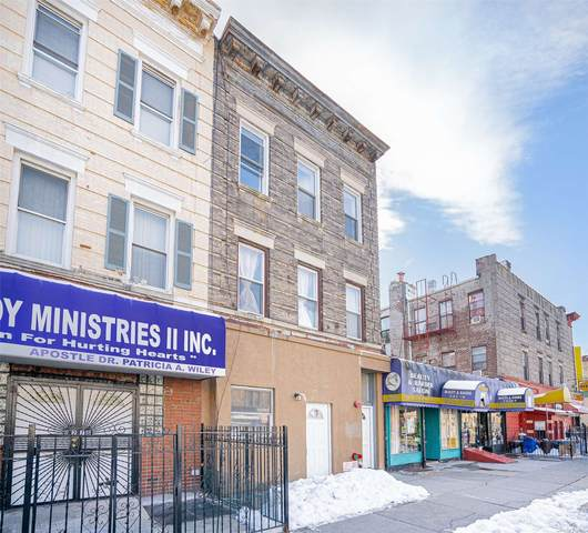 1274 St. Johns Place, Crown Heights, NY 11233 (MLS #3312478) :: Carollo Real Estate