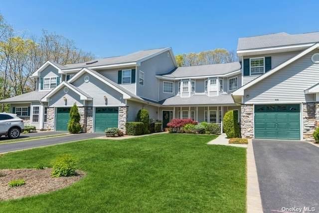 46 Willow Wood Drive, E. Setauket, NY 11733 (MLS #3312719) :: Barbara Carter Team