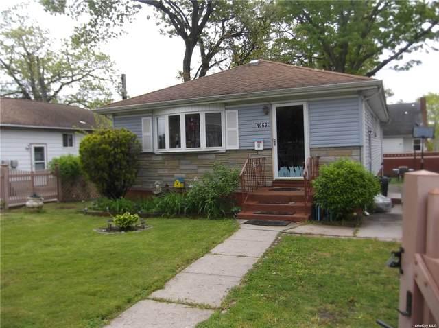1063 Arthur Street, Uniondale, NY 11553 (MLS #3313119) :: Nicole Burke, MBA   Charles Rutenberg Realty