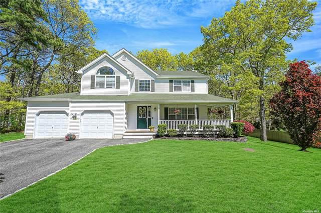 83 Bauer Avenue, Manorville, NY 11949 (MLS #3313155) :: Nicole Burke, MBA   Charles Rutenberg Realty