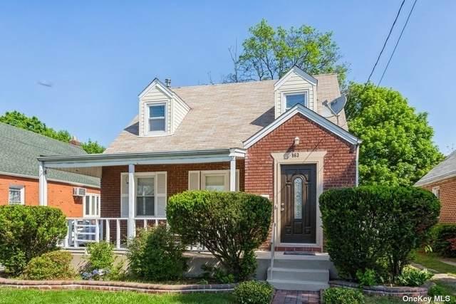 863 Front Street, Uniondale, NY 11553 (MLS #3314547) :: Nicole Burke, MBA   Charles Rutenberg Realty