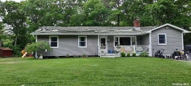 31 Eisenhower Drive, E. Quogue, NY 11942 (MLS #3316156) :: Carollo Real Estate