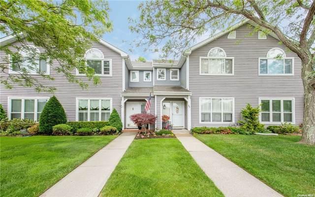 742 Birchwood Park Drive #742, Middle Island, NY 11953 (MLS #3318729) :: Carollo Real Estate
