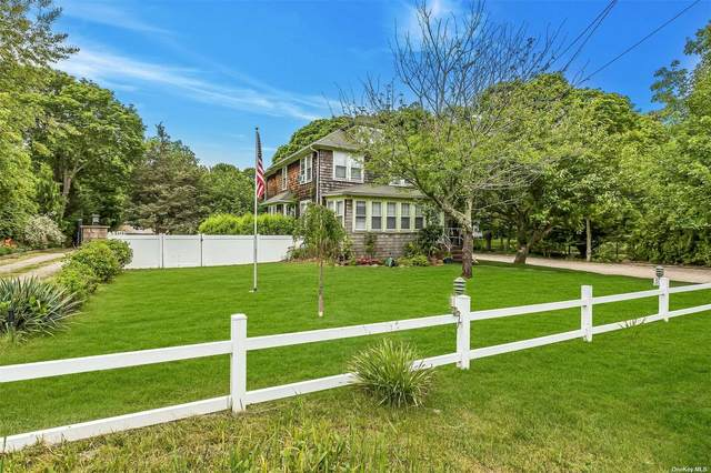 33 Newtown Road, Hampton Bays, NY 11946 (MLS #3319142) :: Carollo Real Estate