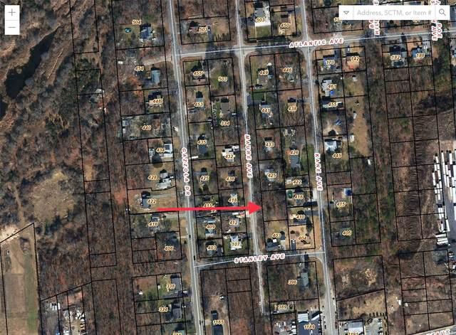 V/L Maure Avenue, E. Patchogue, NY 11772 (MLS #3319209) :: Carollo Real Estate