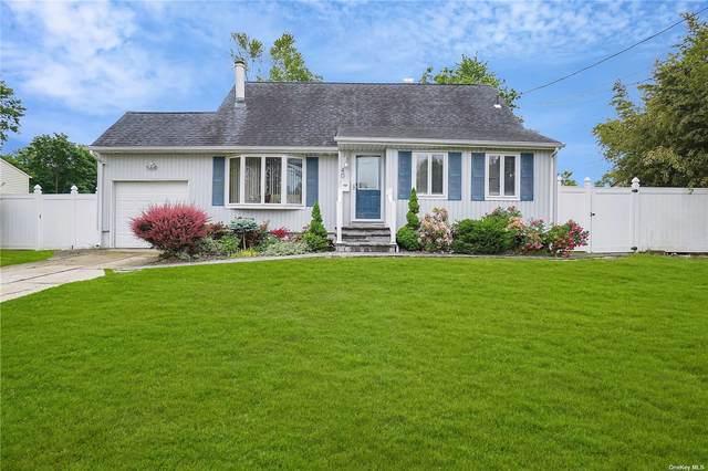 40 Walton Street, Brentwood, NY 11717 (MLS #3319230) :: Carollo Real Estate