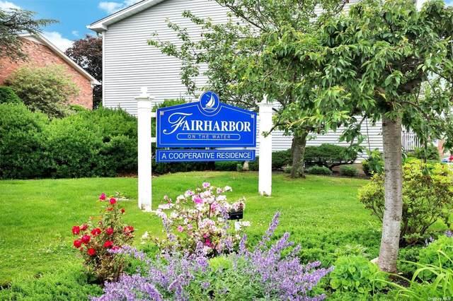 143 Fairharbor Drive #143, Patchogue, NY 11772 (MLS #3319578) :: Shalini Schetty Team