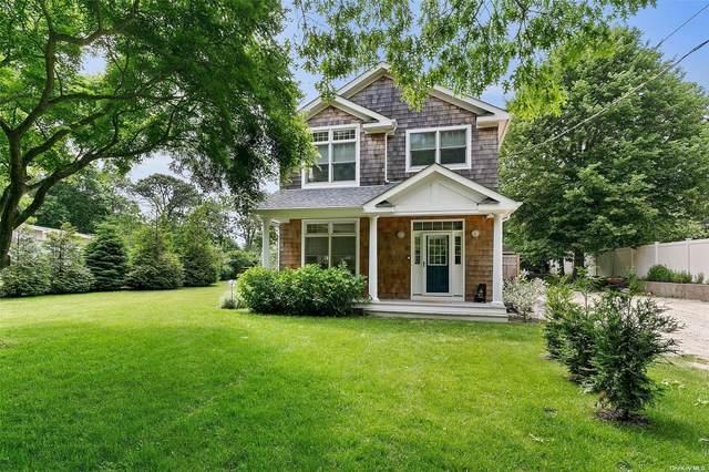 16 Foster Avenue, Hampton Bays, NY 11946 (MLS #3319615) :: Carollo Real Estate