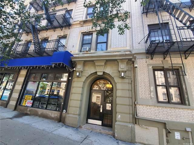 33 Convent Avenue #8, New York, NY 10027 (MLS #3319908) :: Nicole Burke, MBA | Charles Rutenberg Realty