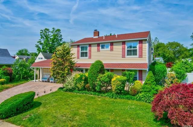 38 Pleasant Lane, Levittown, NY 11756 (MLS #3320185) :: Carollo Real Estate