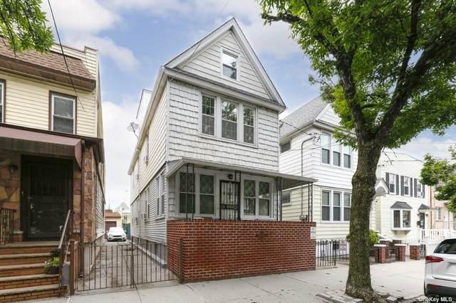 61-17 56th Drive, Maspeth, NY 11378 (MLS #3320366) :: Carollo Real Estate