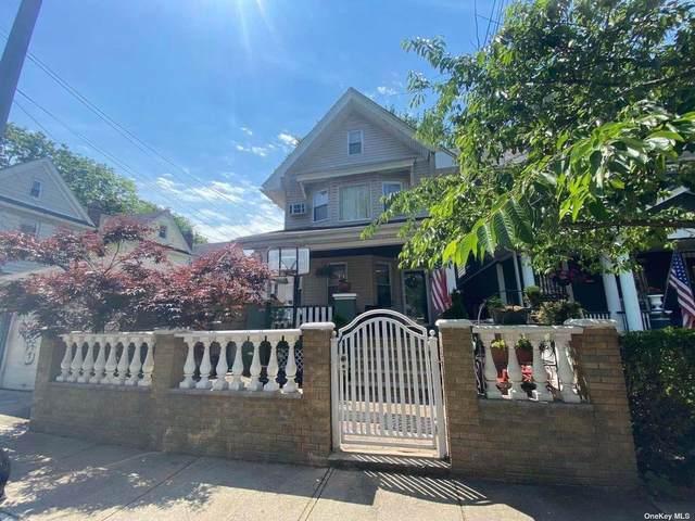 91-26 85th Road, Woodhaven, NY 11421 (MLS #3320581) :: Carollo Real Estate