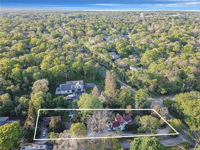80 Springville Road, Hampton Bays, NY 11946 (MLS #3320585) :: Barbara Carter Team