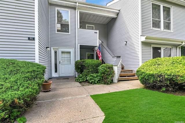 92 Hampton Vista Drive #92, Manorville, NY 11949 (MLS #3320751) :: Barbara Carter Team