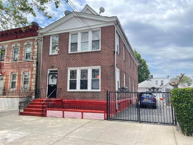 97-36 105th Street, Ozone Park, NY 11416 (MLS #3320765) :: Carollo Real Estate