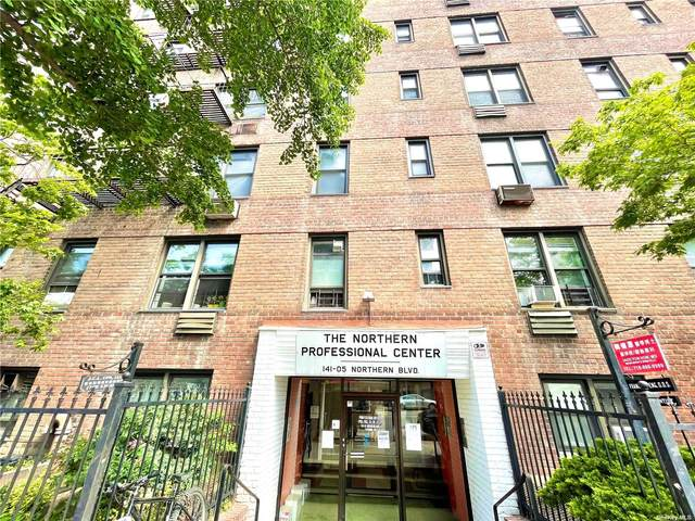 141-05 Northern Boulevard 1G, Flushing, NY 11354 (MLS #3320814) :: Howard Hanna Rand Realty