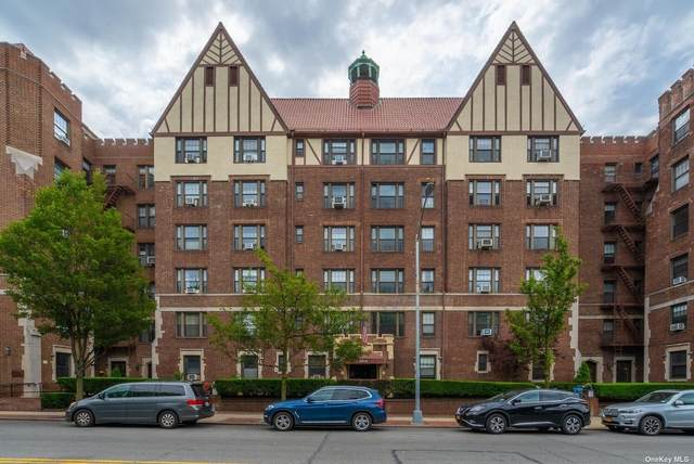 109-14 Ascan Avenue 4P, Forest Hills, NY 11375 (MLS #3320863) :: Carollo Real Estate