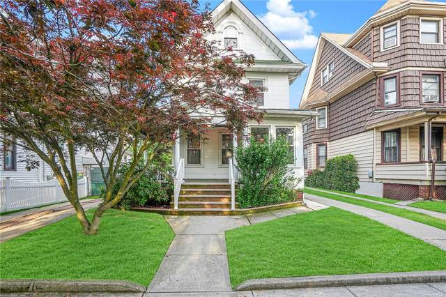 87-68 96th Street, Woodhaven, NY 11421 (MLS #3320879) :: Carollo Real Estate
