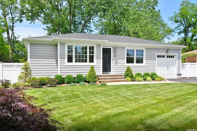 34 Marie Crescent, Commack, NY 11725 (MLS #3320983) :: Mark Boyland Real Estate Team