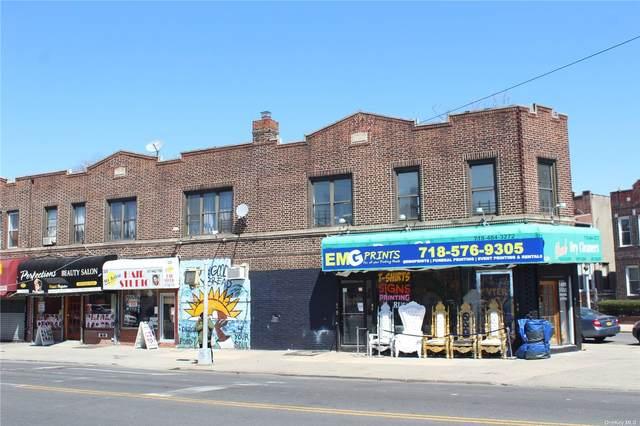 326 E 98th Street, Brownsville, NY 11212 (MLS #3321030) :: Mark Boyland Real Estate Team