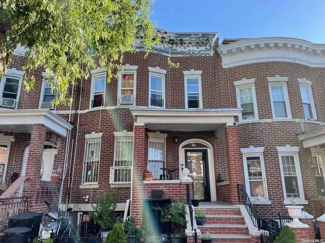 18 Charlotte Street, Ridgewood, NY 11385 (MLS #3321155) :: Carollo Real Estate