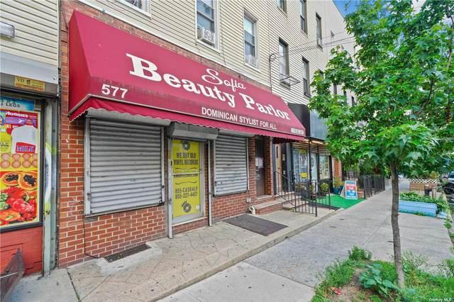 577 Woodward Avenue, Ridgewood, NY 11385 (MLS #3321433) :: Carollo Real Estate