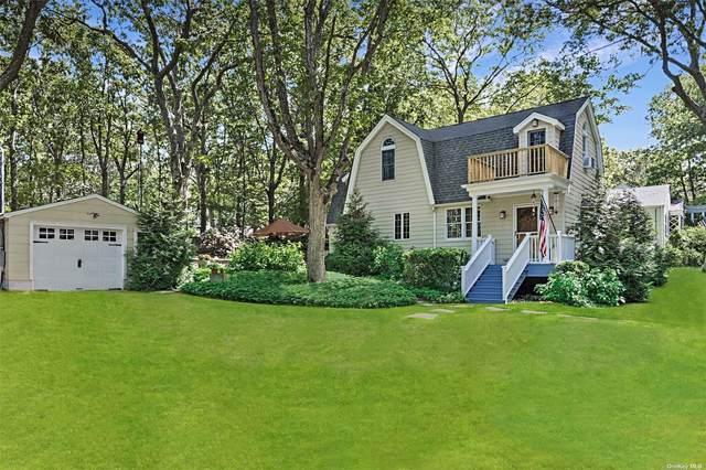 5 Bay View Drive W, Sag Harbor, NY 11963 (MLS #3321555) :: Mark Boyland Real Estate Team