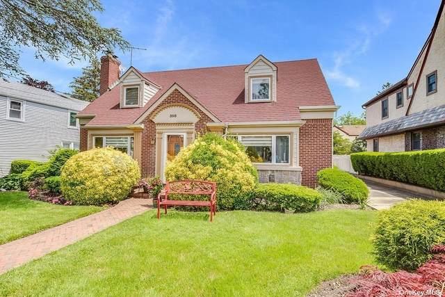 398 Church Avenue, Cedarhurst, NY 11516 (MLS #3321625) :: Cronin & Company Real Estate