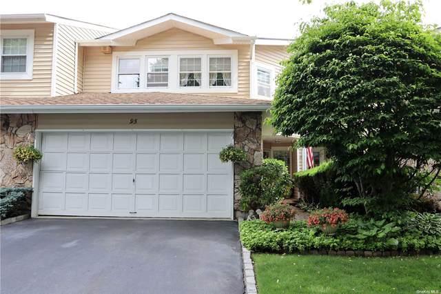 95 Colony Drive #95, Holbrook, NY 11741 (MLS #3321705) :: Shalini Schetty Team