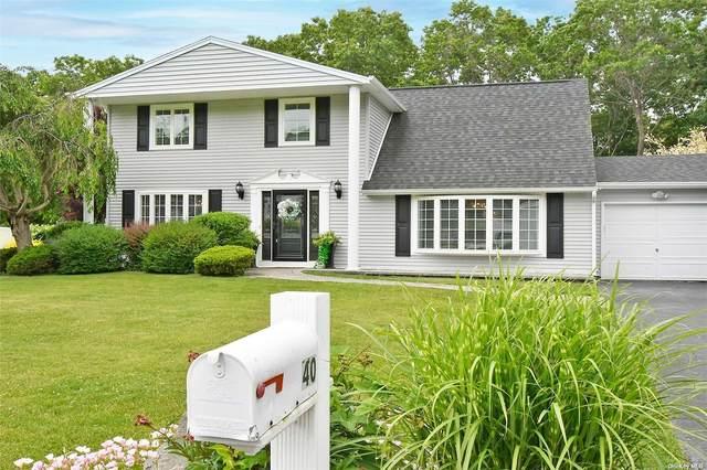 40 Westcliff Drive, Mt. Sinai, NY 11766 (MLS #3321746) :: Carollo Real Estate