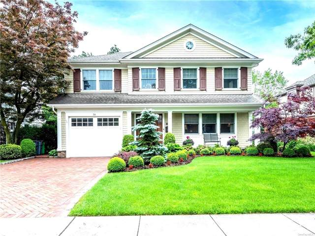 16 Huntington Road, Garden City, NY 11530 (MLS #3322008) :: Nicole Burke, MBA | Charles Rutenberg Realty
