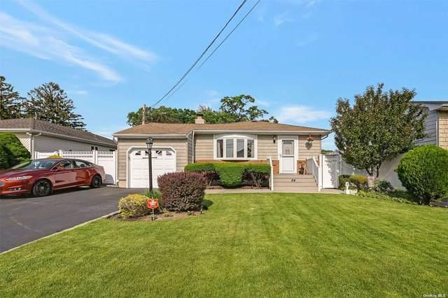 64 Lafayette Road, W. Babylon, NY 11704 (MLS #3322055) :: Mark Boyland Real Estate Team