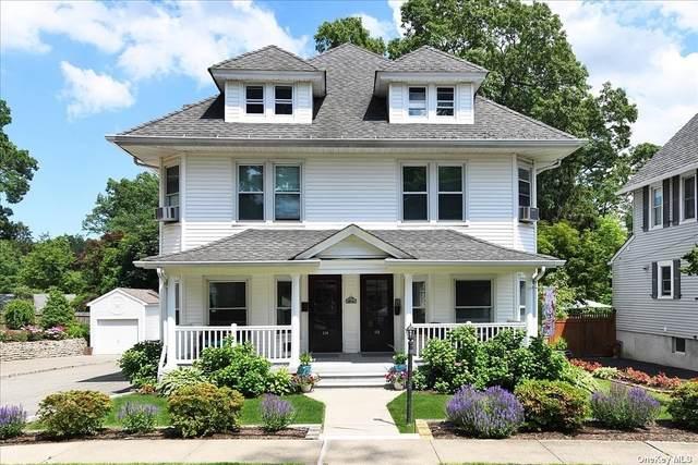 112-114 Ivy Street, Oyster Bay, NY 11771 (MLS #3322174) :: Carollo Real Estate