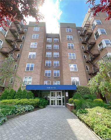 18-50 211th Street 4J, Bayside, NY 11360 (MLS #3322302) :: Carollo Real Estate