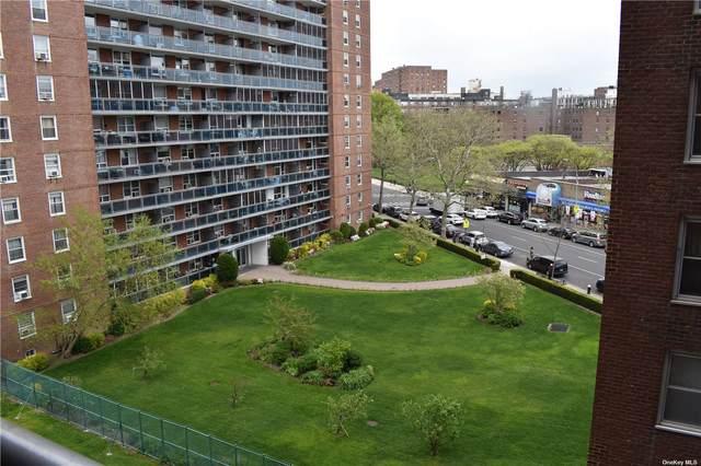 97-07 63rd Road 6F, Rego Park, NY 11374 (MLS #3322429) :: Frank Schiavone with Douglas Elliman